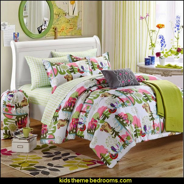 Chic Home  Owl Comforter Sets