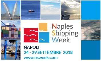 Naples Shipping Week - Convegni scientifici Lunedì 24, Martedì 25 e Mercoledì 26 Settembre
