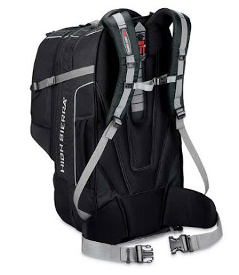 High Sierra Compass 3-in-1 Travel Pack – product review