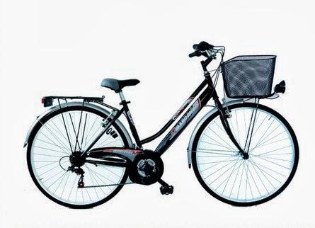 Biciclette Trekking Bici Trekking Donna 28 Cambio Girardengo