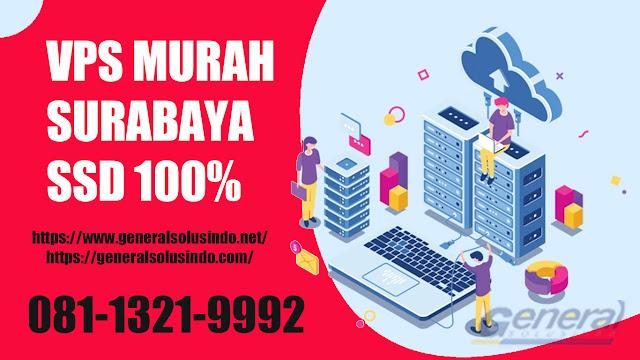 VPS Murah Surabaya 100% SSD #Akses Penuh