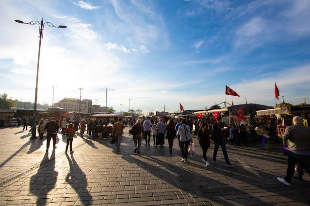 Zona del porto (Eminonu) - Istanbul