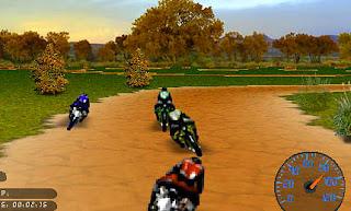 لعبة سباق المتوسكلات اون لاين  3D Motorcycle Racing