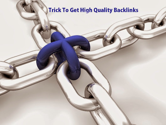 How to Create High Quality Backlink