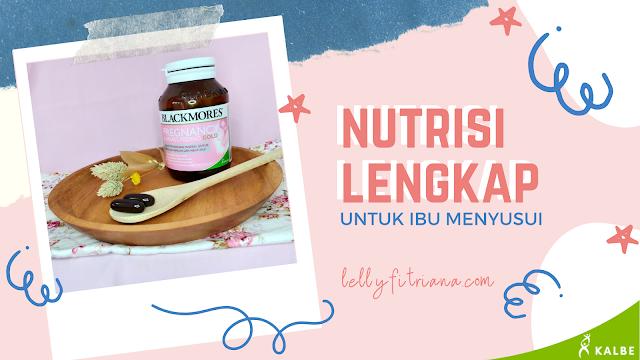 Nutrisi untuk ibu hamil dan menyusui