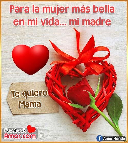 corazones para mamá