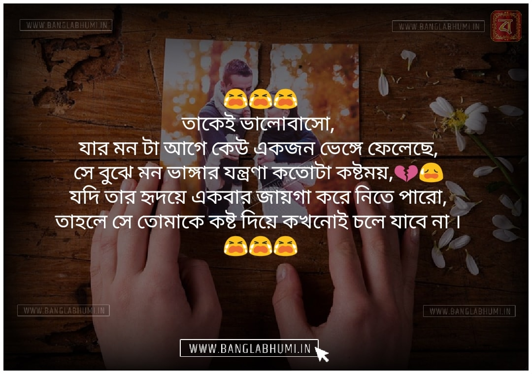 Whatsapp & Facebook Bangla Sad Love Status Free Download & share