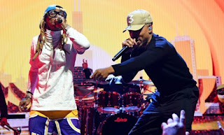 Listen to Chance The Rapper Lil Wayne and Young Thug Never Hear Song