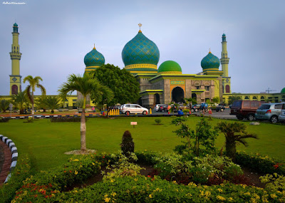 Great Mosque of An-Nur, Riau4