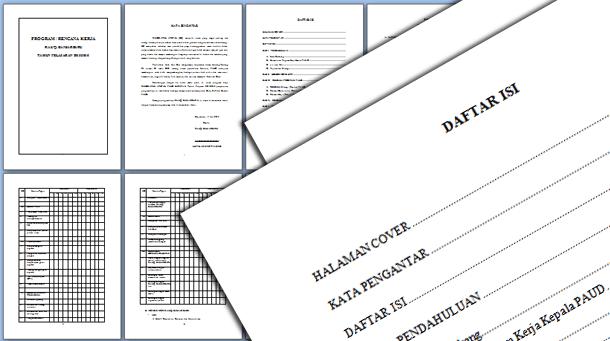 Berikut ini yaitu berkas Program Rencana Kerja PAUD RA  Program Rencana Kerja PAUD RA (Raudhatul Athfal)