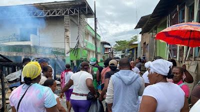 Declaran calamidad pública en Riosucio, Chocó