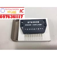 IC nguồn STK0039