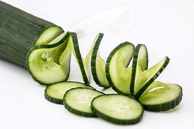 The Wonderful Benefits Of Cucumber / MOSTFUL