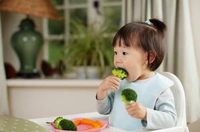 Cara Memenuhi Nutrisi Anak