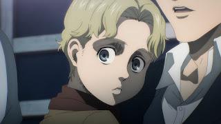 進撃の巨人アニメ第4期 | ジーク・イェーガー幼少期 | Attack on Titan | Zeke Jager | Hello Anime !