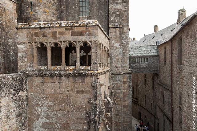 Mont Saint-Michel imprescindible Normandía viaje