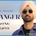 Stranger Song Lyrics | New Punjabi Song Lyrics 2020