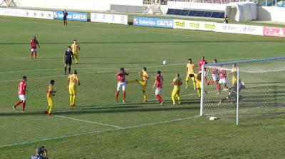 Sergipe empata com o Brasiliense e é eliminado do Brasileiro da Série D
