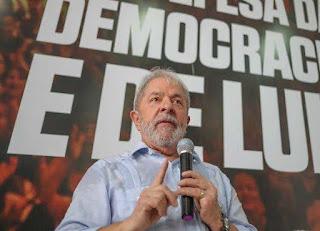 Lula venceria eleições no 1º turno , diz CUT/Vox Populi; veja números