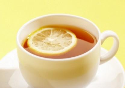 فوائد الشاى بالليمون للصحه