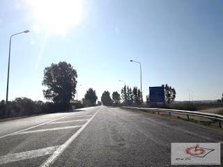Κατασκευή Κυκλικού Κόμβου Στην Ε.Ο Γέφυρας Καλογήρου-Πρέβεζας
