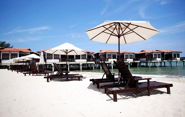 Beach Avilion Port Dickson