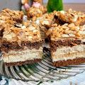 Ciasto krówkowa kostka