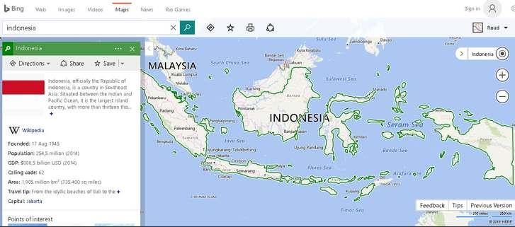 Peta Indonesia Gambar Peta Indonesia Beserta Keterangannya