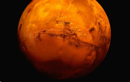 ما هو المريخ؟