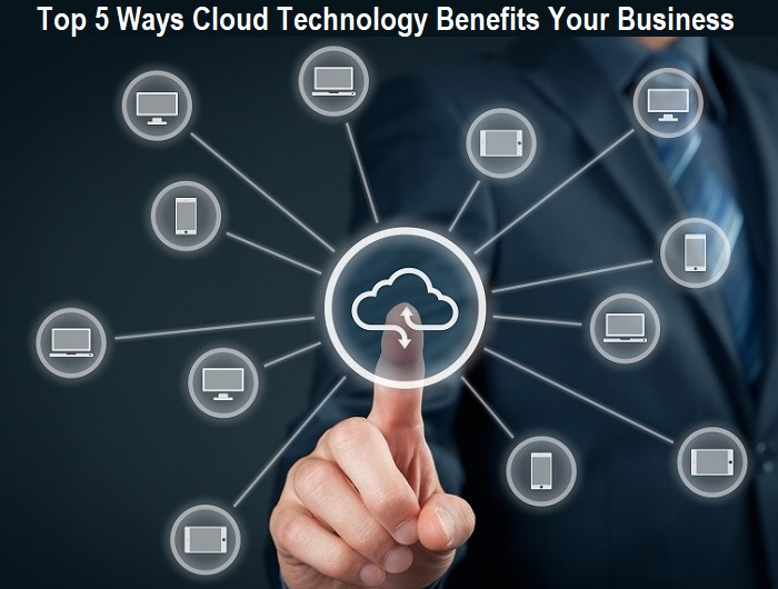 Ways Cloud Technology Benefits Your Business