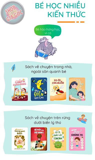 Umbalena là gì ? Ứng dụng đọc sách dành cho trẻ nhỏ liệu có tốt không?
