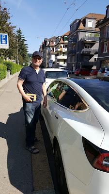Angekommen: Tesla Model 3