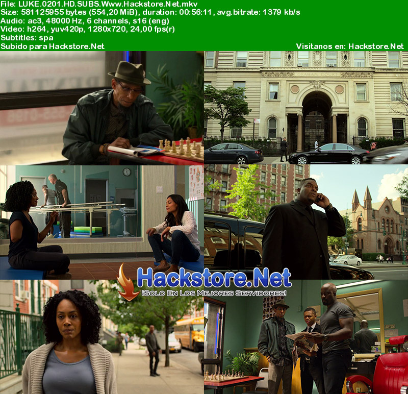 Capturas de Marvels Luke Cage Temporada 2 Subtitulado HD