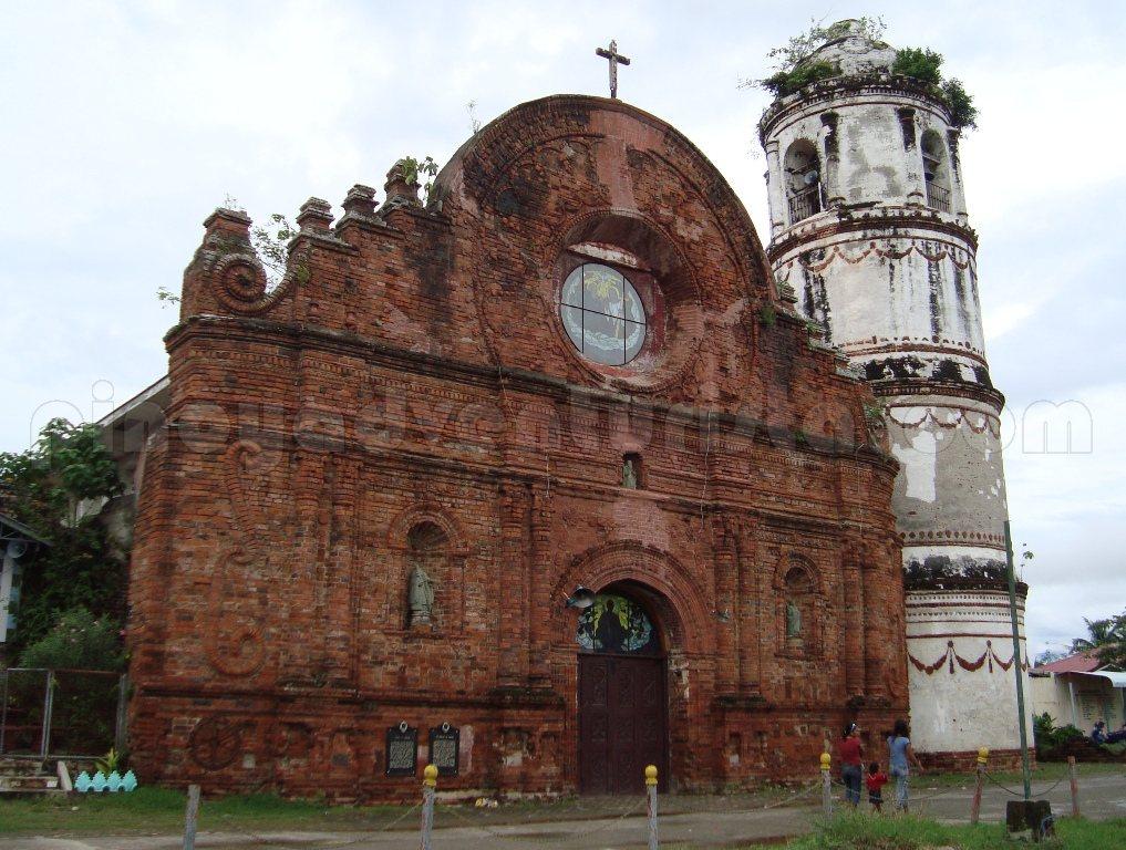 Isabela - Tumauini Church, a National Historical Landmark
