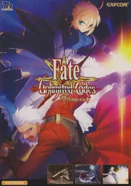 Fate Unlimited Codes PPSSPP ISO Download