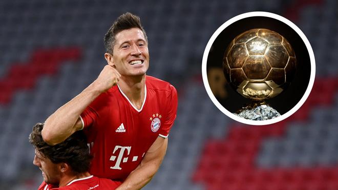 Lewandowski khiến Messi lu mờ: Không cần QBV vẫn ghi danh sử sách