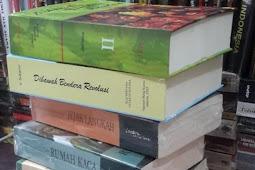 Ruang Bacaan Store / Jual Berbagai Buku Bacaan