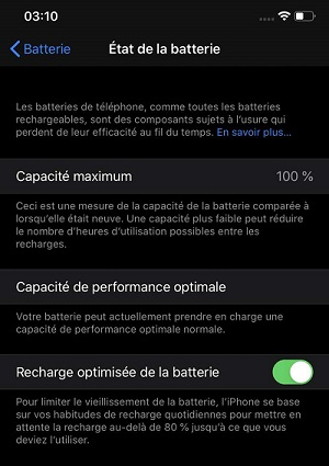 كيف تعرف إذا كنت بحاجة إلى تغيير بطارية iPhone الخاصة بك؟