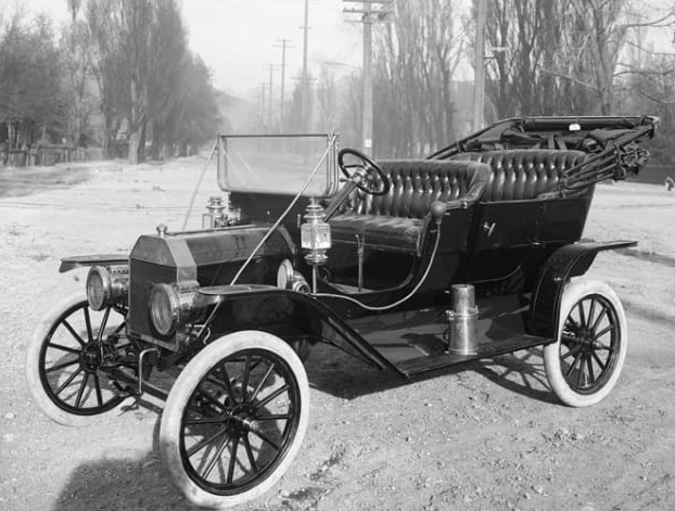 The Ford Model T