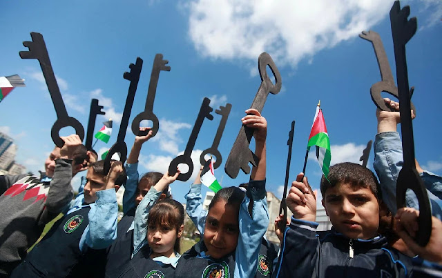 Palestine kids 48
