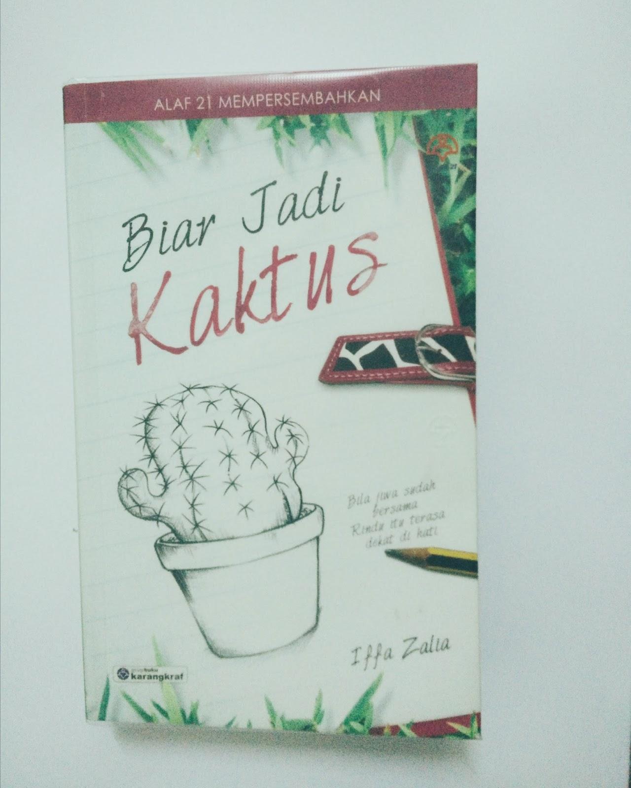 Novel Biar Jadi Kaktus