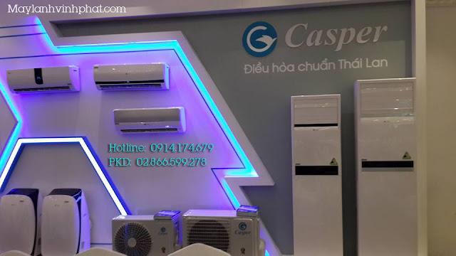 Nhận Cung cấp Máy lạnh tủ đứng Casper – May lanh tu dung giá rẻ – FREE SHIP