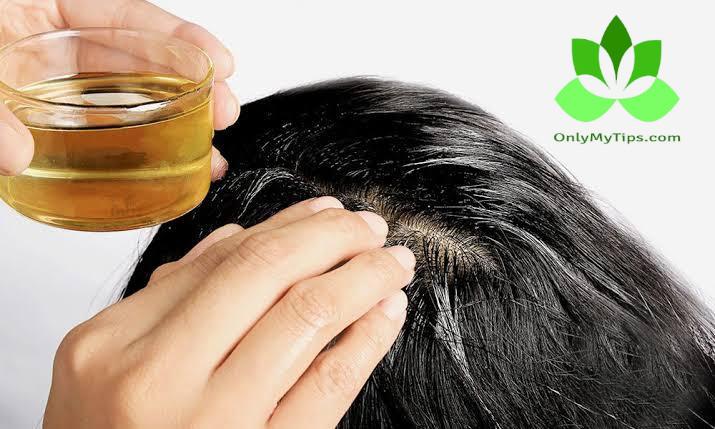 Hair Oiling हेयरआयलिंग