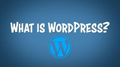 Estructura funcionamiento Wordpress CMS blogs