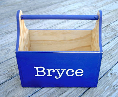 wood trug for kids with free plans