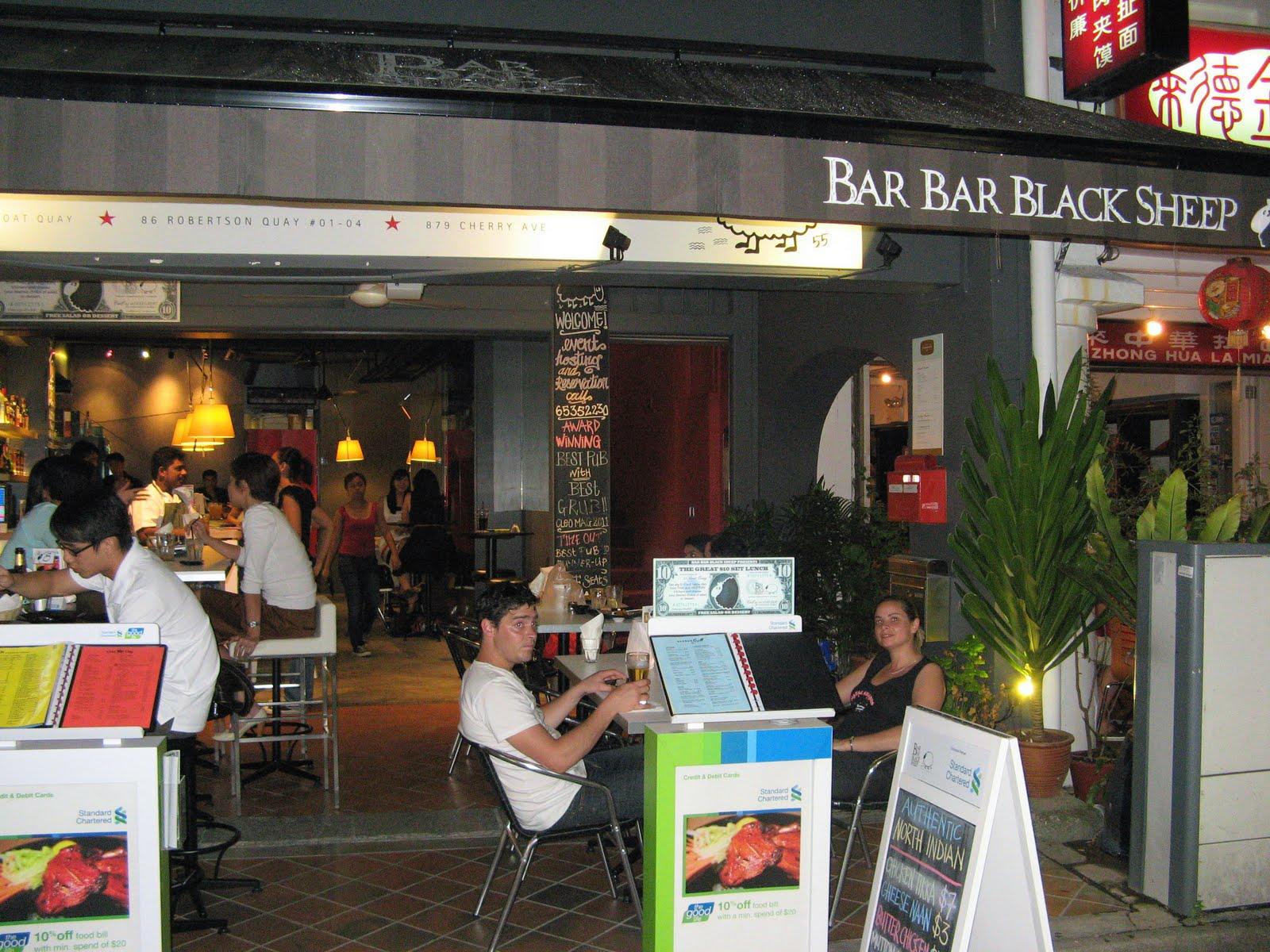 Black Sheep Bar