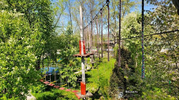 Park linowy małopolskie