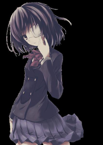 Render Mei Misaki