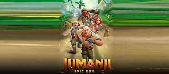 Jumanji Epic Run v1.0.0 Mod apk oyun indir