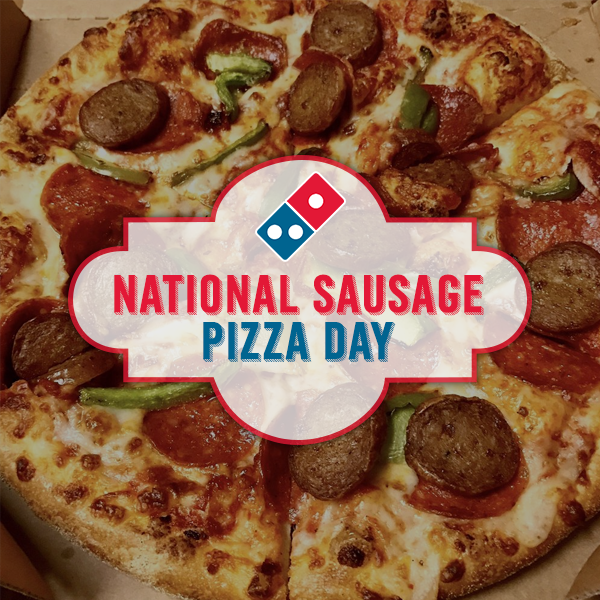 National Sausage Pizza Day Wishes